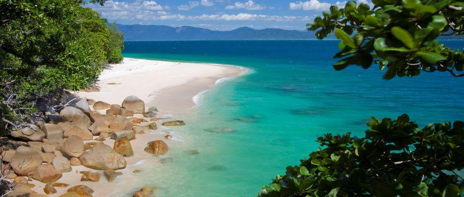Fitzroy Island day tours