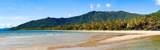 Cape Tribulation, North Queensland, Australia
