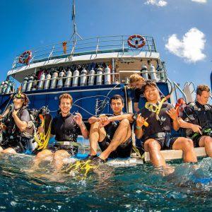Kuranda, Reef and Daintree (3 day)